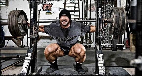 Какое базовое упражнение самое эффективное для роста массы