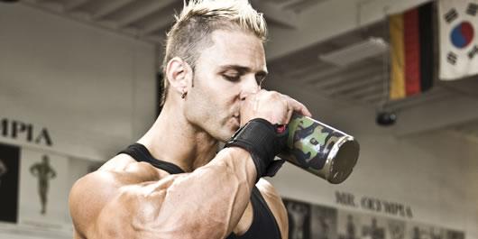 Самые лучшие спортивные добавки для роста мышц