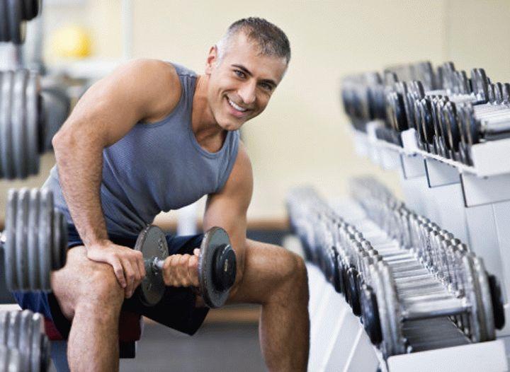 Как тренироваться мужчинам после 40 лет | Программа тренировок
