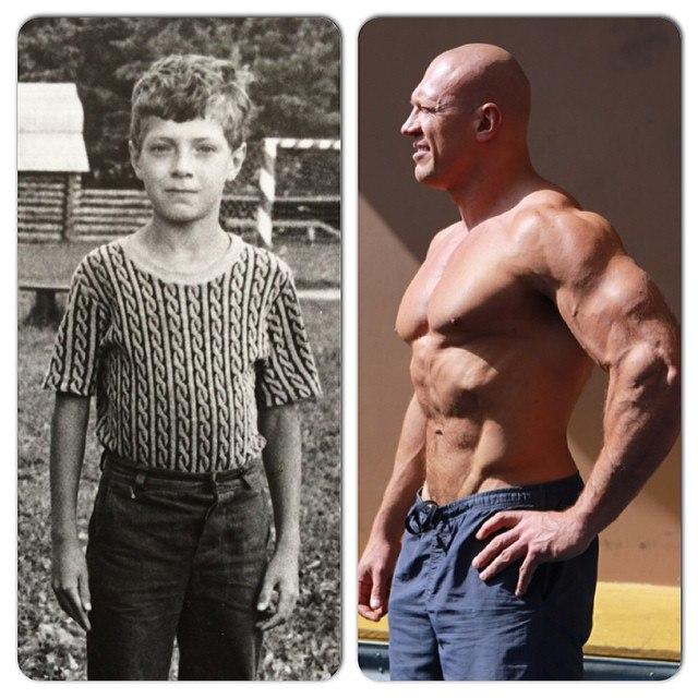 Как выглядел Денис Семенихин в молодости: фото с детства