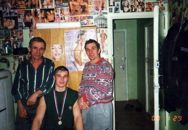 Денис Цыпленков в 16 лет