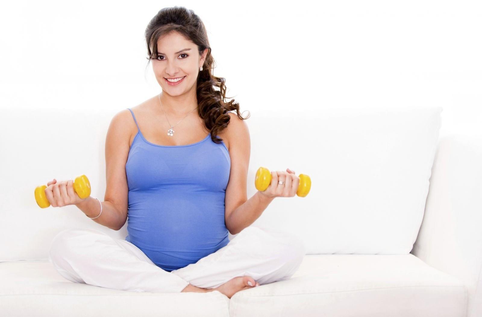 Гейнер беременным