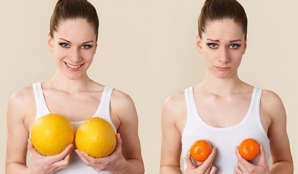 Можно ли увеличить грудь девушке с помощью упражнений