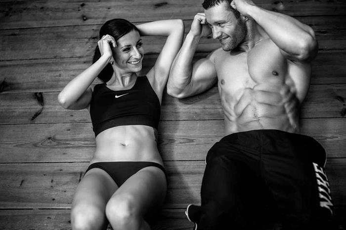 Современный фитнес-клуб SWIM & GYM для взрослых и детей