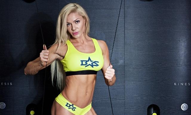 Фитнес-модель Ольга Путрова - биография, фото, программа тренировок и питания фитнес бикинистки
