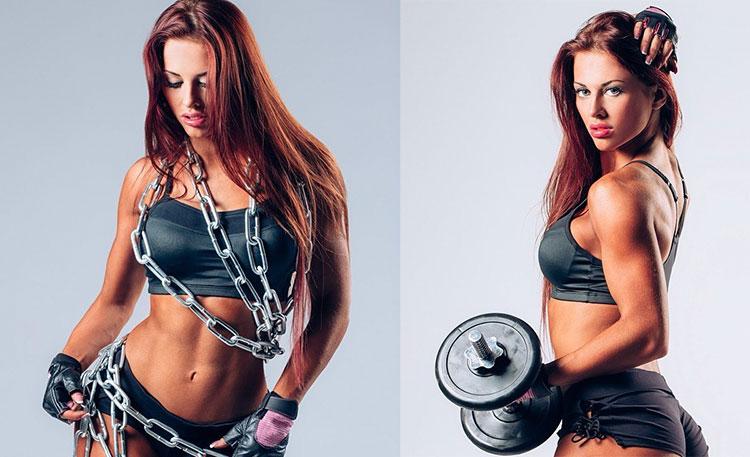 ольга блохина фото фитнес бикини