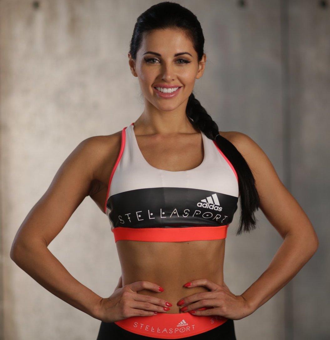 Фитнес-модель Ольга Блохина - биография, фото, программа тренировок и питания фитнес бикинистки