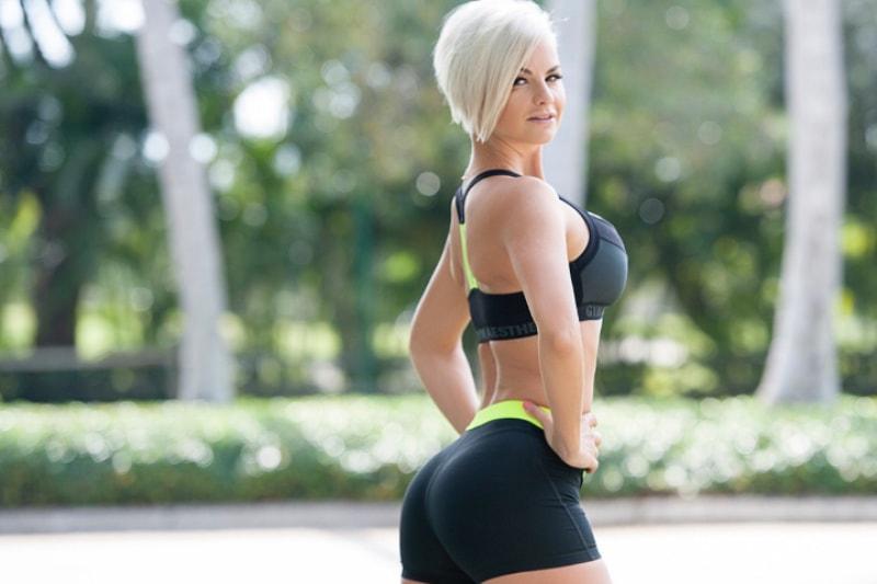 Фитнес-модель Анна Стародубцева - биография, фото, программа тренировок и питания фитнес бикинистки