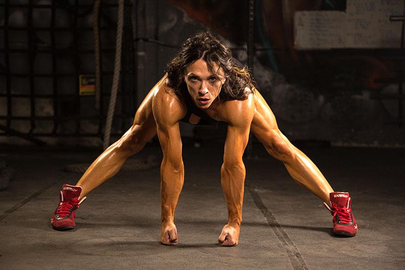 Фитнес-модель Оксана Гришина - биография, фото, программа тренировок и питания фитнес бикинистки
