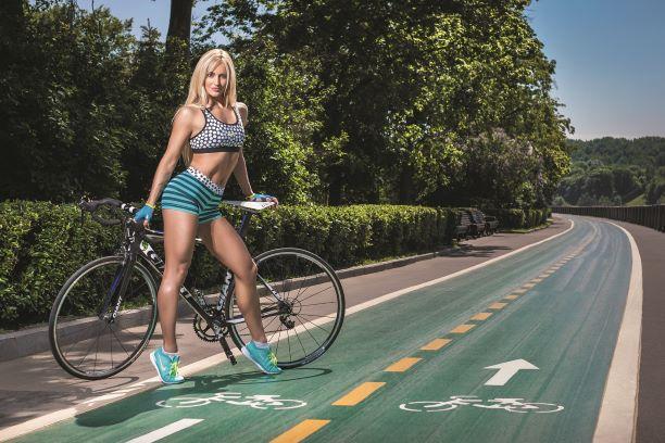 Фитнес-модель Екатерина Лаптева - биография, фото, программа тренировок и питания фитнес бикинистки