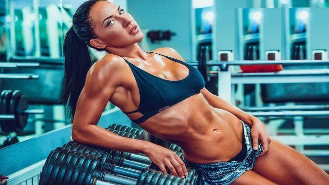 Фитнес-модель Ксения Шевелева - биография, фото, программа тренировок и питания фитнес бикинистки