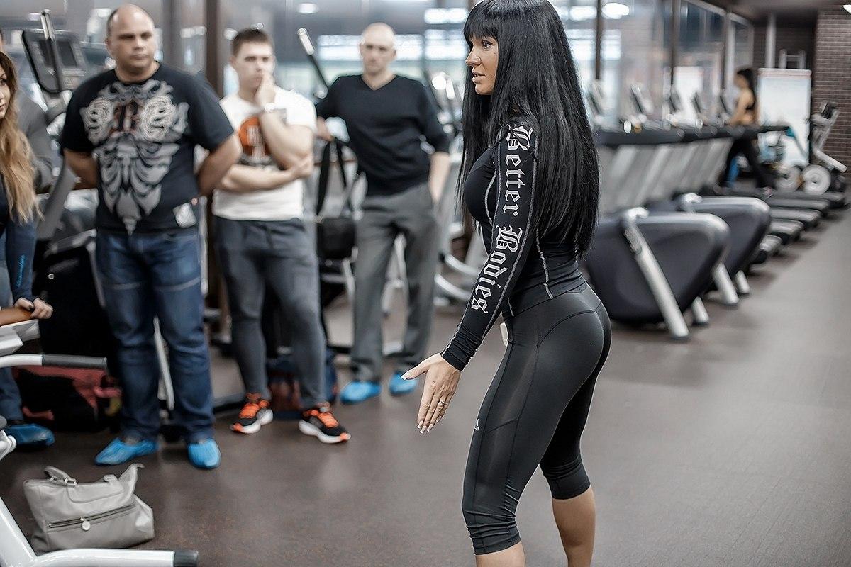 Фитнес-модель Светлана Ерегина - биография, фото, программа тренировок и питания фитнес бикинистки