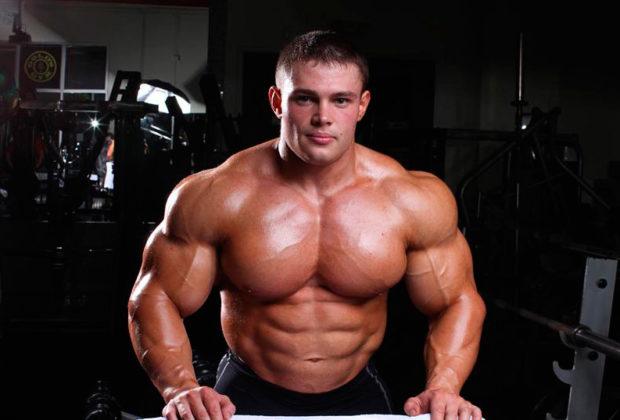 Бодибилдер Алексей Лесуков: тренировки и питание культуриста